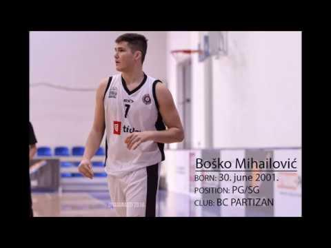 Bosko Mihailovic - 2017/2018 Season  Highlights