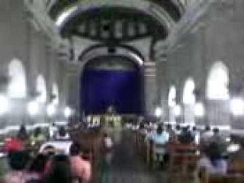 VISITA IGLESIA AT SANTA ANA CHURCH, SANTA  ANA, MANILA