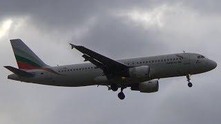 Bulgaria Air A320-214   Berlin Tegel   LZ-FBE