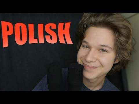 ASMR Polish ear to ear Whispers
