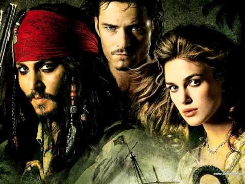 Пираты карибского моря, прям гимн-саундтрек :)