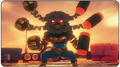 ARMS - All Bosses