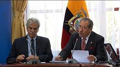 Firma de convenio de cooperación para la reapertura del Museo Nacional