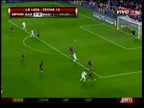 barcelona-1-0-real-madrid-11-/-29-/-2009-todas-las-jugadas-hd-highlight