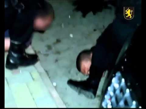 """Brigada de Poliţie cu Destinaţie Specială """"Fulger"""" în acţiune"""