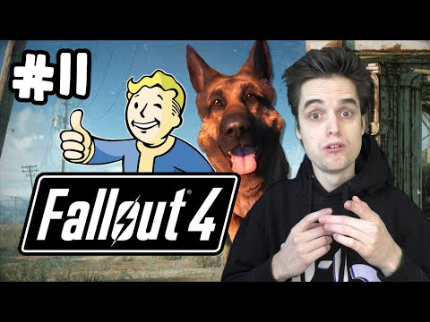 DOGMEAT KAN EEN TRUCJE! - Fallout 4 #11