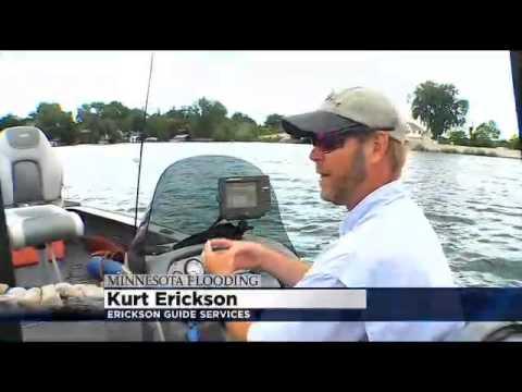 Fabulous Fishing Lake Minnetonka MN With Guide Kurt Erickson