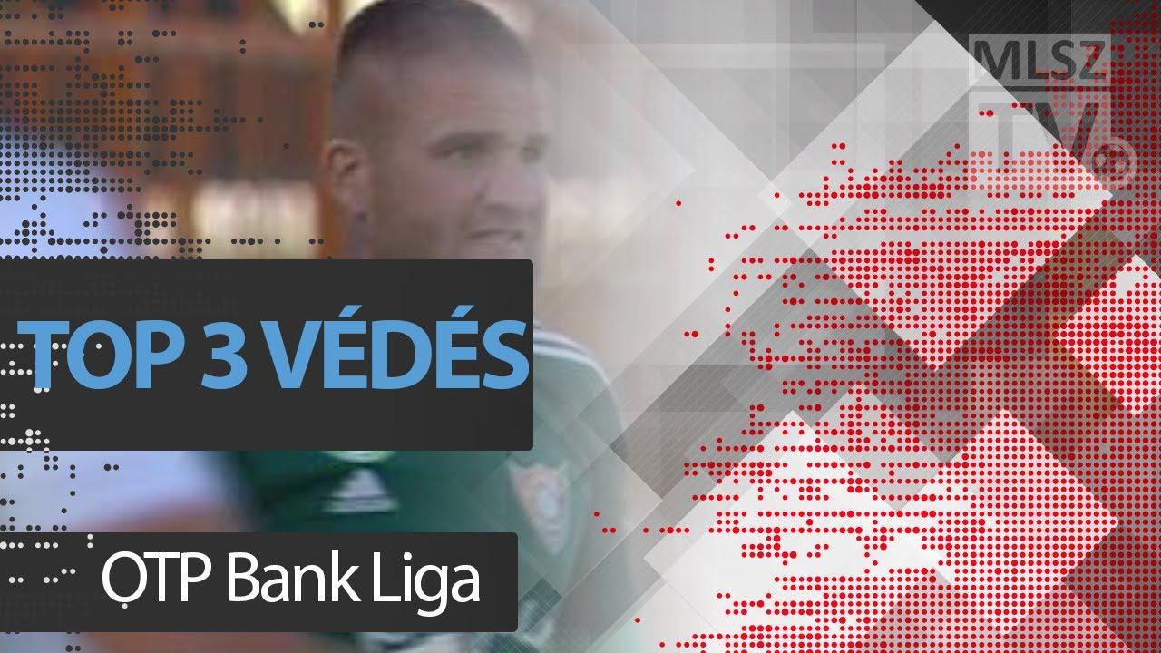 TOP 3 VÉDÉS – 29. forduló | OTP Bank Liga | 2017/2018