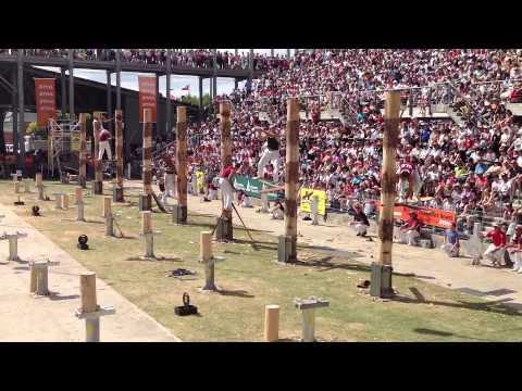 World Tree Felling Championship Final