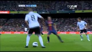 Sofiane Feghouli vs Barca