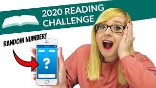 Letting FATE Decide My 2020 Goodreads Reading Challenge