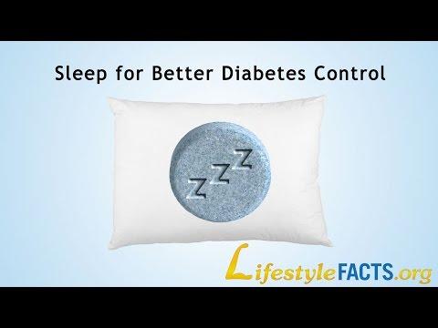 Sleep for Better Diabetes Control