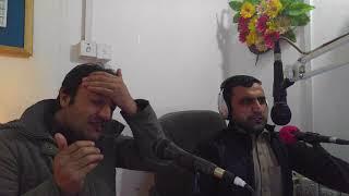 Pashto Funny Radio Program with Rj Salman Afridi and Siddiq Safi