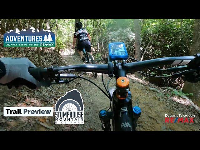 Stumphouse Mountain Bike Park   Trail Preview