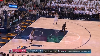 Quarter 3 One Box Video :Jazz Vs. Clippers, 4/28/2017 12:00:00 AM