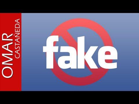 IDENTIFICA PERFILES FALSOS EN FACEBOOK (CUIDATE DE LOS AMIGOS)