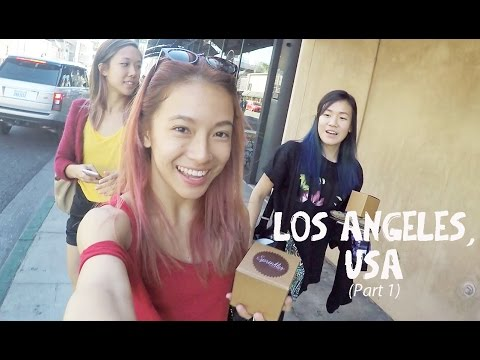 Los Angeles | USA Travelogue 2016 (Part 1)