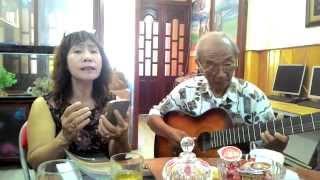PHÚT CHUYỂN MÙA _ Thơ: Hoàng Dũng Nha Trang, Ngâm thơ: Ca sĩ: Ân Nam, Guitar: Nhạc sĩ Đỗ Trí Dũng