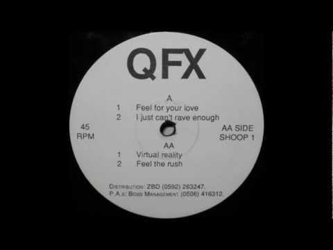 qfx - virtual reality