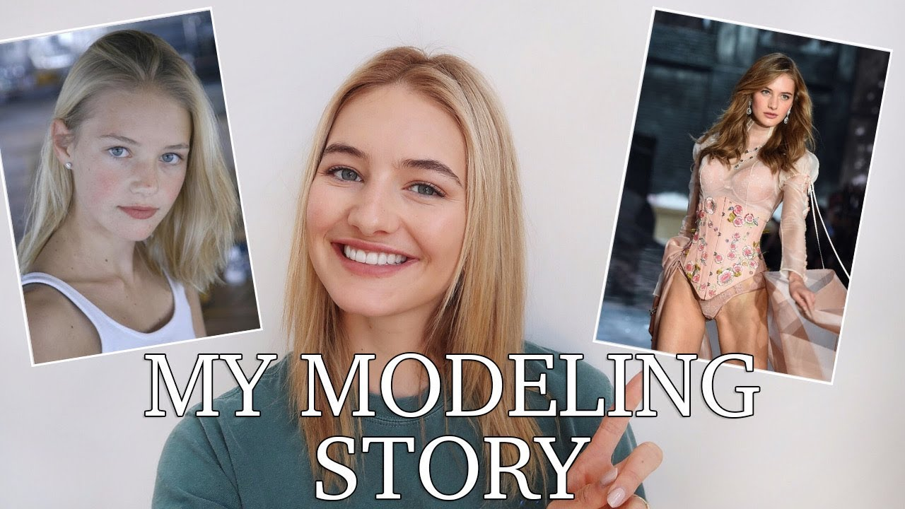 My Modeling Story | Victoria's Secret, Weight Struggles, & Lifestyle Changes | Sanne Vloet