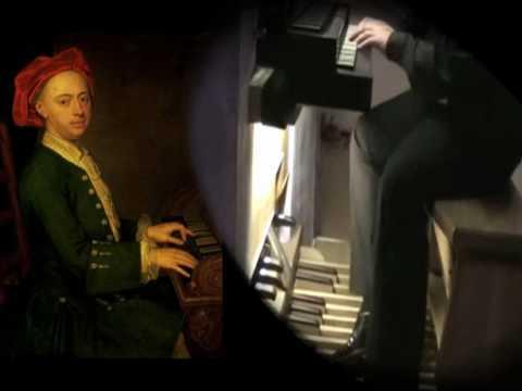Detlef Steffenhagen ►HORNPIPE Of Water Music (Händel) ►OrganTranscription