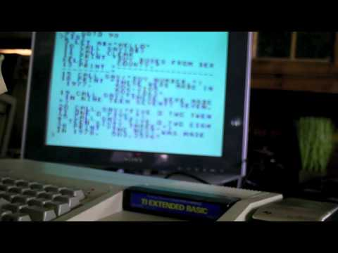 Texas Instruments Speech Synthesizer