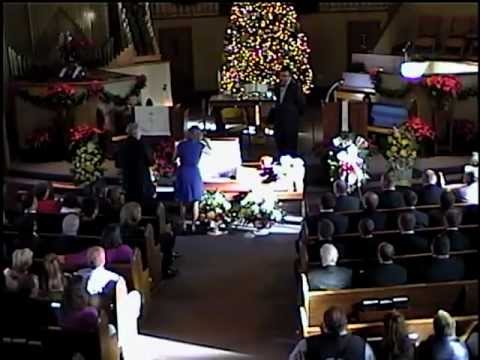 rw dick brockwell sr funeral part youtube