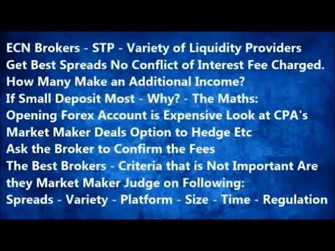 forex-brokers-for-beginners-true-ecn-brokers-and-best-broker-accounts