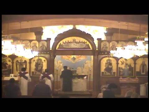 Vespers of The Feast Of Archangel Michael - Jun 18, 2018