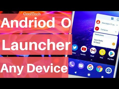 Install Android Oreo Pixel Launcher On Any Android Phone Without Root