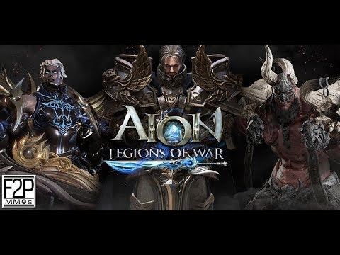 AION : Legions Of War Gameplay Android / IOS