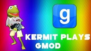 Gmod kermit news! Kermit plays gmod (Gmod Funny Moments)