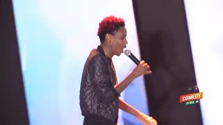 Alex Muhangi Comedy Store Dec 2018  - Eric Omondi