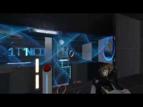Portal 2 : Don't Stop Thinking level 2
