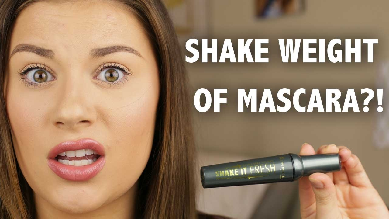 9c122843f55 Rimmel Shake It Fresh Mascara Review - YouTube
