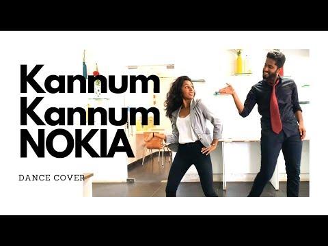 Kannum Kannum Dance cover | Eniyan | Kavya | Niro