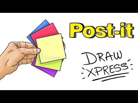 Download Youtube: POST-IT   DrawXpress