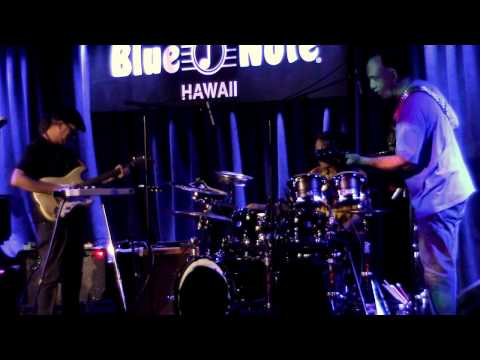 Steve Kimock Band LIVE @ Blue Note Waikiki on March 23, 2017