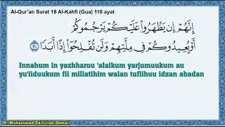 Qs 1818 Surah 18 Ayat 18 Qs Al Kahfi Tafsir Alquran