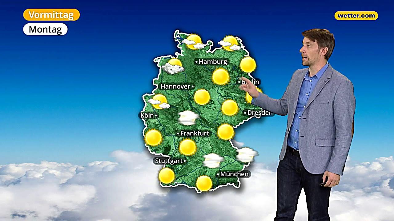 Wetter Die Nächsten Drei Tage