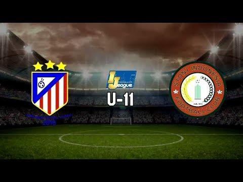 Satria Muda FA vs Stoni Indonesia [Indonesia Junior League 2019] [U-11] 14-4-2019