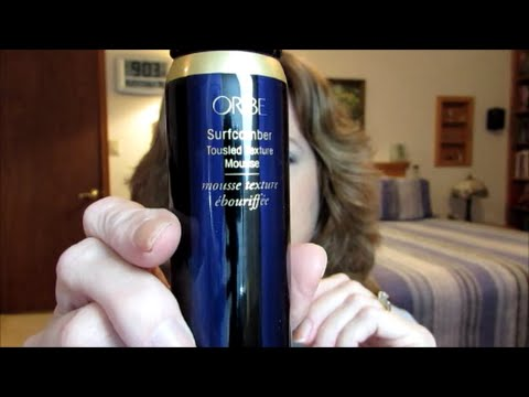 First Impression ~ Oribe Surfcomber Touselled Texture Mousse - YouTube 14a408d9205e