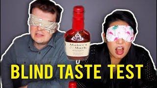 EXPENSIVE WHISKY VS. CHEAP WHISKY - Blind Taste Test!     #STIKKISHOW
