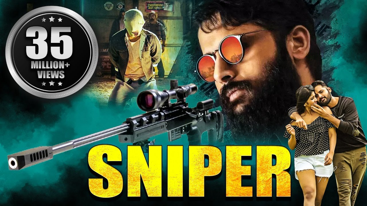 Sniper | Nithin New Released Full Hindi Dubbed Movie | Latest Telugu Movie Hindi Dubbed