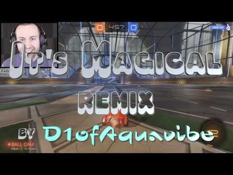 It's Magical REMIX - D1ofAquavibe (ft. SEANANNERS) w/Hutch