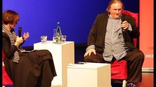 G. Depardieu ivre en Belgique :