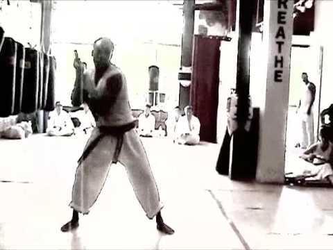 Dwayne Barnes Black Belt Test