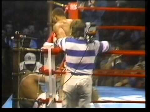Tim Witherspoon vs  James Smith II