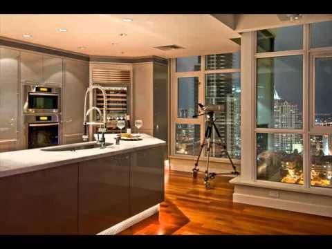 Desain Dapur Rumah Kayu Interior Minimalis Sederhana