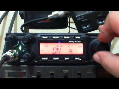 Смотрите сегодня Anytone at6666 IRF520 mosfet swap!!! видео